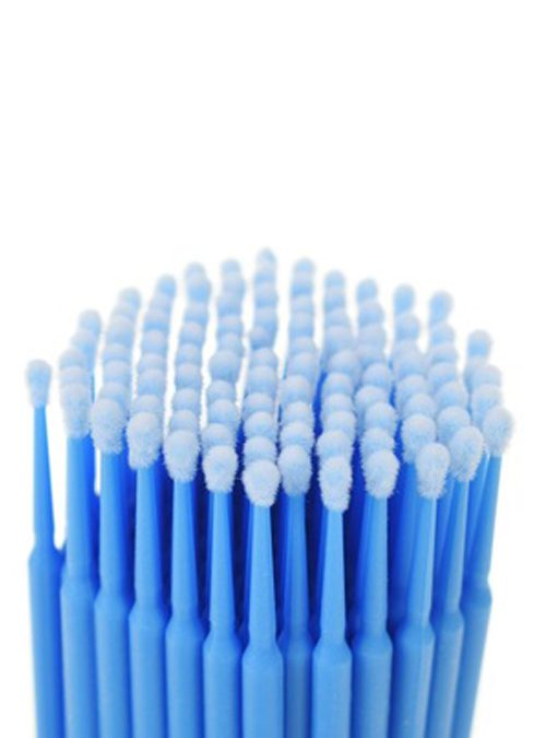Disposable Microbrush Pack of 100