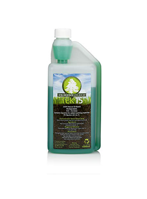 Green Soap Concentrate 1000 ML