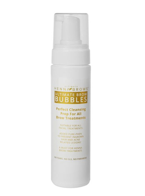 Ultimate Henna Brow Bubbles 200ml
