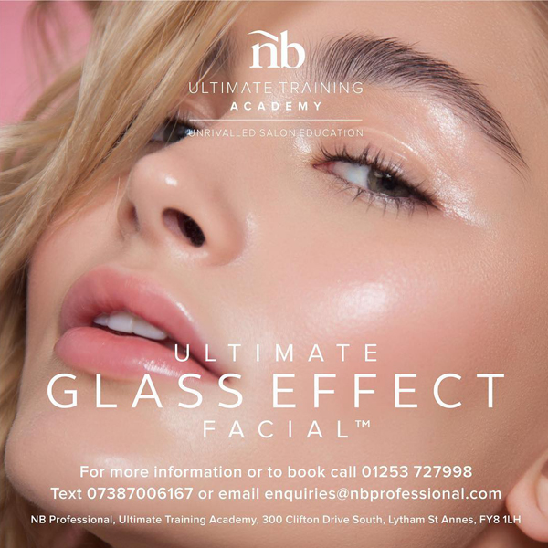 Glass Effect Facial